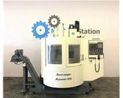 Kitamura MyCenter 3xi SparkChanger CNC Mill