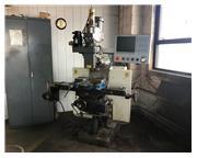 Hardinge Bridgeport EZ Vision CNC Vertical Mill