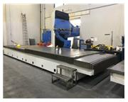 TARUS TPTCGD512S, CNC 4-AXIS DUAL GUN DRILLING SYSTEM, 2 Tables