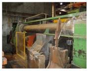 3000 Ton, CLECIM, OIL HYDRAULIC HORIZONTAL, ALUMINUM BAR & SHAPES (13566)
