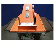 "27 Ton, Fipi # FP25 , swing head hyd clicker press, 1.5"" -5"" stroke, 39"" x"