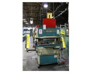 "25 Ton, Premier # 425-2-2H , CNC 2-Ax hydraulic, 4' OA, 30"" BH, Hurco Autobend 7 CNC"