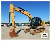 2015 Caterpillar 318EL Enclosed Cab W/ A/C & Heat - E7219