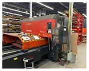 2,000 Watt Amada 5'x10' Altair CNC Laser