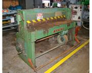 "52"" X 14 GA WYSONG METAL SHEAR, MODEL 1452"