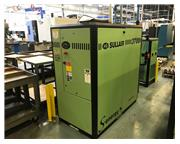 Sullair Model 3709/AC/S-Energy Rotary Screw Air Compressor