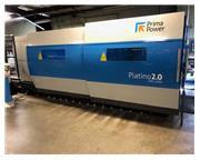 Prima 4000 Watt Platino 2.0 LPf2 1530 CNC Fiber Laser