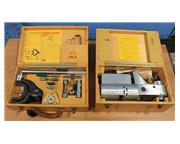 HOLDRIDGE 3D RADII-CUTTER SET TOOLING ITEM, WITH POWER DRIVE (FOR MODELS 3D  4D)