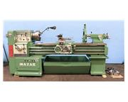 "18"" Swing 60"" Centers Mazak 18"" X 60"" ENGINE LATHE, Inch/Metric, Gap,"