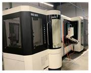 "22"" X Axis 22"" Y Axis DMG - DECKEL MAHO NHX 4000 GEN 2 HORZ MACHINING CENTER, Er"
