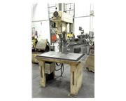 """20"""" Swing 1.5HP Spindle Clausing 2287 DRILL PRESS, Vari-Speed,Reverse, Production Tbl"""