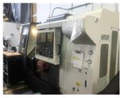 Nakamura-Tome WTS-150 CNC LATHE, Fanuc 16iTB, 3 Turret, 2 Y-Axes, 2 Spindle