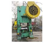 "800 Ton, Danly # SF1-800X36X36 , coining, air clutch, air brake/cushion, 36"" x 36&quo"
