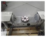 2005 Haas TR-210H Trunnion Style Rotary Table
