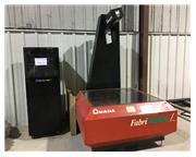 AMADA FABRIVISION #FVL-HD-4848 LASER INSPECTION MACHINE,  MODEL FVL-HD-4848