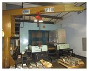 KURAKI KHM-125 4-AXIS CNC Horizontal Machining Center