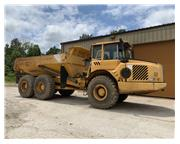 2006 Volvo A25D CAB W/ A/C & HEAT - Stock Number: E7214