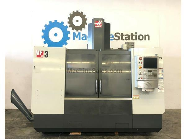 HAAS VF-3D VERTICAL MACHINING CENTER