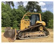 2012 Caterpillar D6N LGP - Cab w/ A/C & Heat - Stock Number: E7200