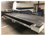 2016 Trumpf TruPunch 3000, 5x10 Sheet Capacity, 20 Tons