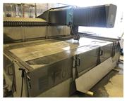 2015 Flow, 6x12, 94,000 PSI Waterjet Cutting Machine