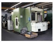 LEBLOND MAKINO A-77 TWIN PALLET HORIZONTAL MACHINING CENTER