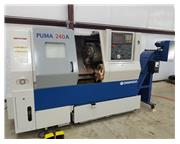 2004 Daewoo Puma 240A CNC Turning Center