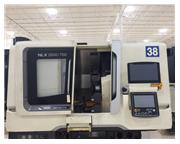 2015 DMG Mori NLX2500/700SY Y Axis Live Tool Turning Center