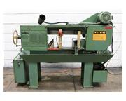 "12"" Width 9"" Height DoAll C-4 HORIZONTAL BAND SAW, 3/4""Blade, Vari-Speed, V"