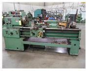"18"" Swing 60"" Centers Tos SN45B ENGINE LATHE, Inch/Metric, DRO, Taper, 3  4 Jaw,"