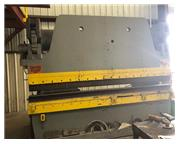 400 Ton X 12' ACCURPRESS 740012 Hydraulic Press Brake, Flush Floor, 198