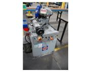 "4-3/4"" Thomas Dake # 350ST/SA , semi-automatic cold saw, 14"" blade size, 2010, #"