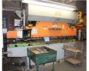 "90 Ton, Chicago D & K # 810L , mech, 12' OA, 102"" BH, A/C, Hurco Autobend 7 CNC BG, #"
