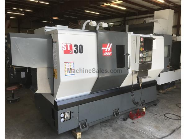 2014 Haas ST-30T CNC Turning Center