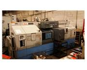 1999 Mazak Multiplex 430 Twin-Spindle CNC Turning Center
