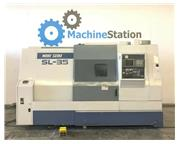 MORI SEIKI SL-35B/750 CNC TURNING CENTER