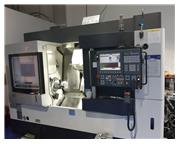 OKUMA Intelligent Multitasking Model MULTUS B200II (W} with OSP-P300S CNC C