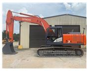 2012 HITACHI ZX250LC-5N W/ PLUMBING ON THE STICK - E7032