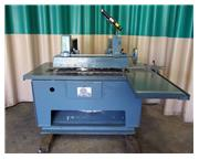 Used Diehl SL 52 Straight Line Rip Saw