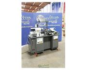 """Victor # 618EVS , 11"""" x 18"""" capacity, 3-jaw, 5C lever collet closer, Mitutoyo 2-"""
