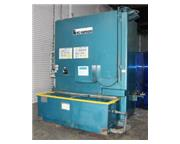 """Hanson # DT-54X60-E-2000 , Heated Rotary Table Parts Washer, 54"""" x 60"""" table, 20"""