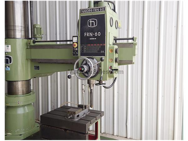 Nardini | Type Radial | Spindle  MT5 |