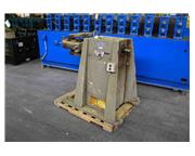 2,000 Lb. x 12″ LITTELL Single Uncoiler – Parts Only