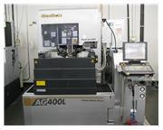 2013 SODICK AG400L WIRE EDM