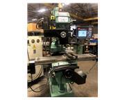 2014 SWI TRAK K3 2-Axis CNC Knee Mill