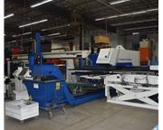 Trumpf TC5000 25 Ton CNC Turret Punch Press w/ Load/Unload