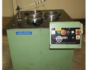"24"" Lapmaster, Model24ABJ,(3)Yokes,(3)Rings,Ring I.D 9.5"",Slurry"