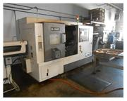 2013 Samsung SL-25ASY Live Tool, Sub-Spindle CNC Turning Center