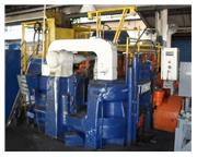 """5"""" National Upsetter w/320kW Pillar  Induction Heating System Re:24872"""