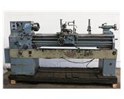 "14"" Swing 60"" Centers ZUBAL 14""x60"" ENGINE LATHE, Inch/Metric, Gap, 3-"